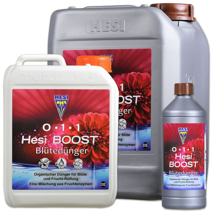 Hesi Boost 0