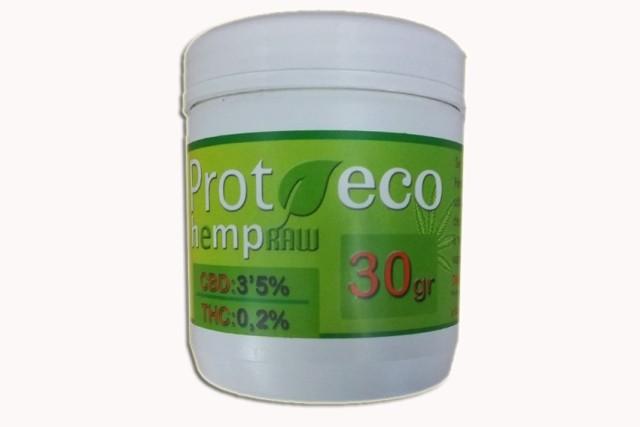 Hemp Raw Picadura CBD (Prot-eco) 30 gramos 2