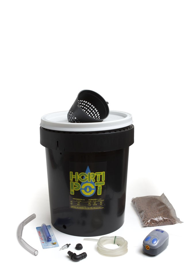 HortiPot Hidro-Aero 1