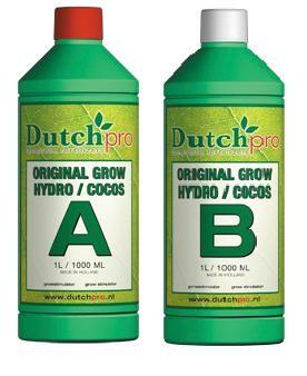 Original Grow Hydro/Cocos A+B 0
