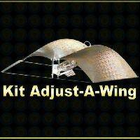 Kit 400 w Sylvania + Reflector Adjust-a-Wings Stuco  0
