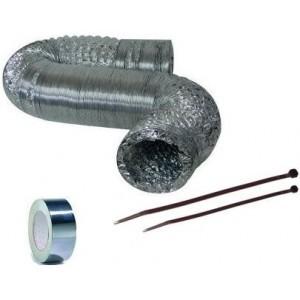 Kit Aluconnect 127mm (3 mts.) VDL 0