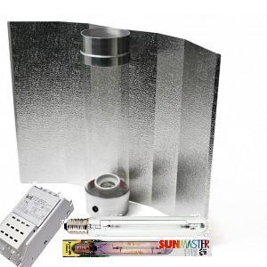 Kit 600 W Sunmaster HPS Cool-Wings 125  0