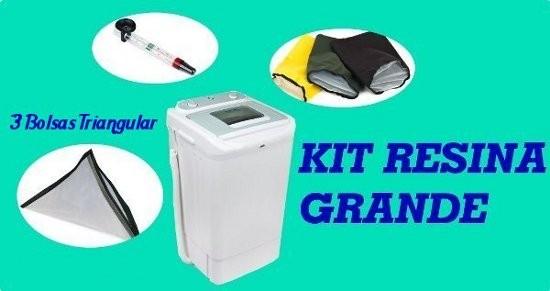 Kit lavadora completo para la extacción Resina de la Marihuana BubbleXtractor Gigante 1