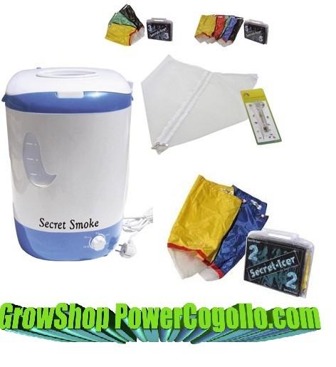 Kit lavadora + Secret-Icer 2 mallas  1