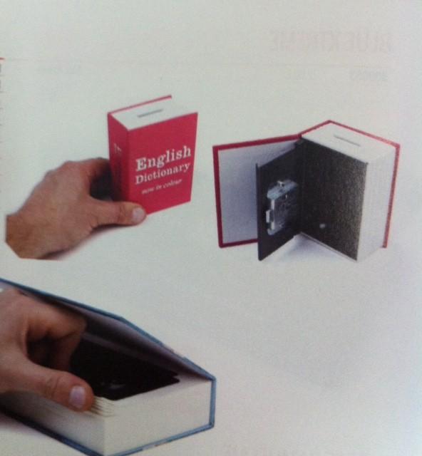 Caja Libro Plástico S Camuflaje 0