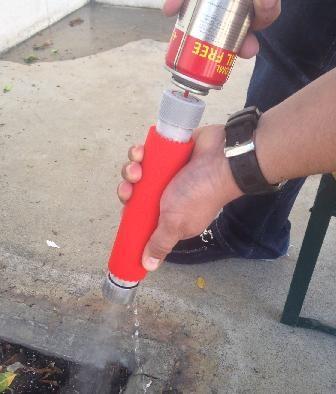 Extractor para la extracción de BHO y Aceites de Marihuana 2