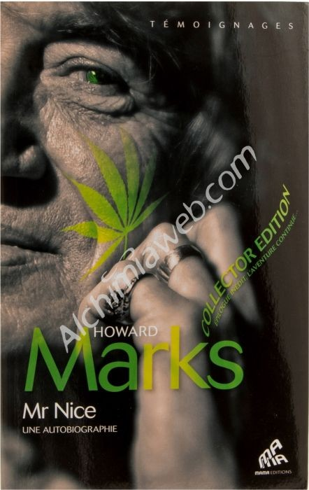Libro Mr. Nice. Howard Marks Nuevo Castellano 0
