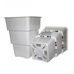 Maceta Blanca Air Max Pot 7 Litros 1
