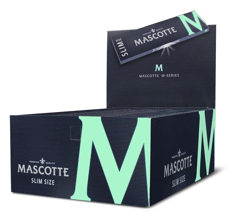 Papel Mascotte King Size Slim Series-M 0