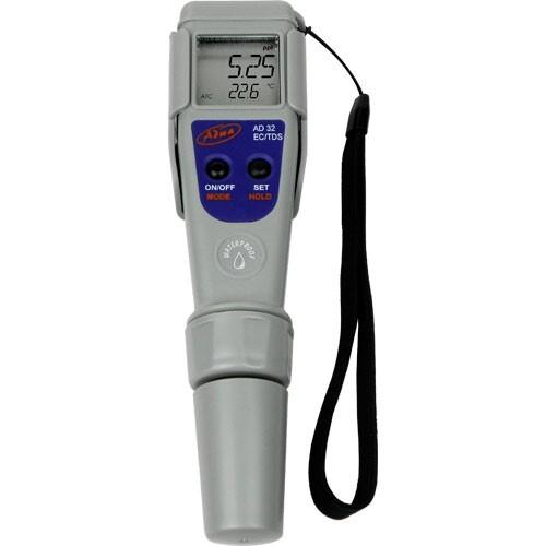 Medidor Ec /Temp. Adwa Dig. Waterproof (AD32A) 0