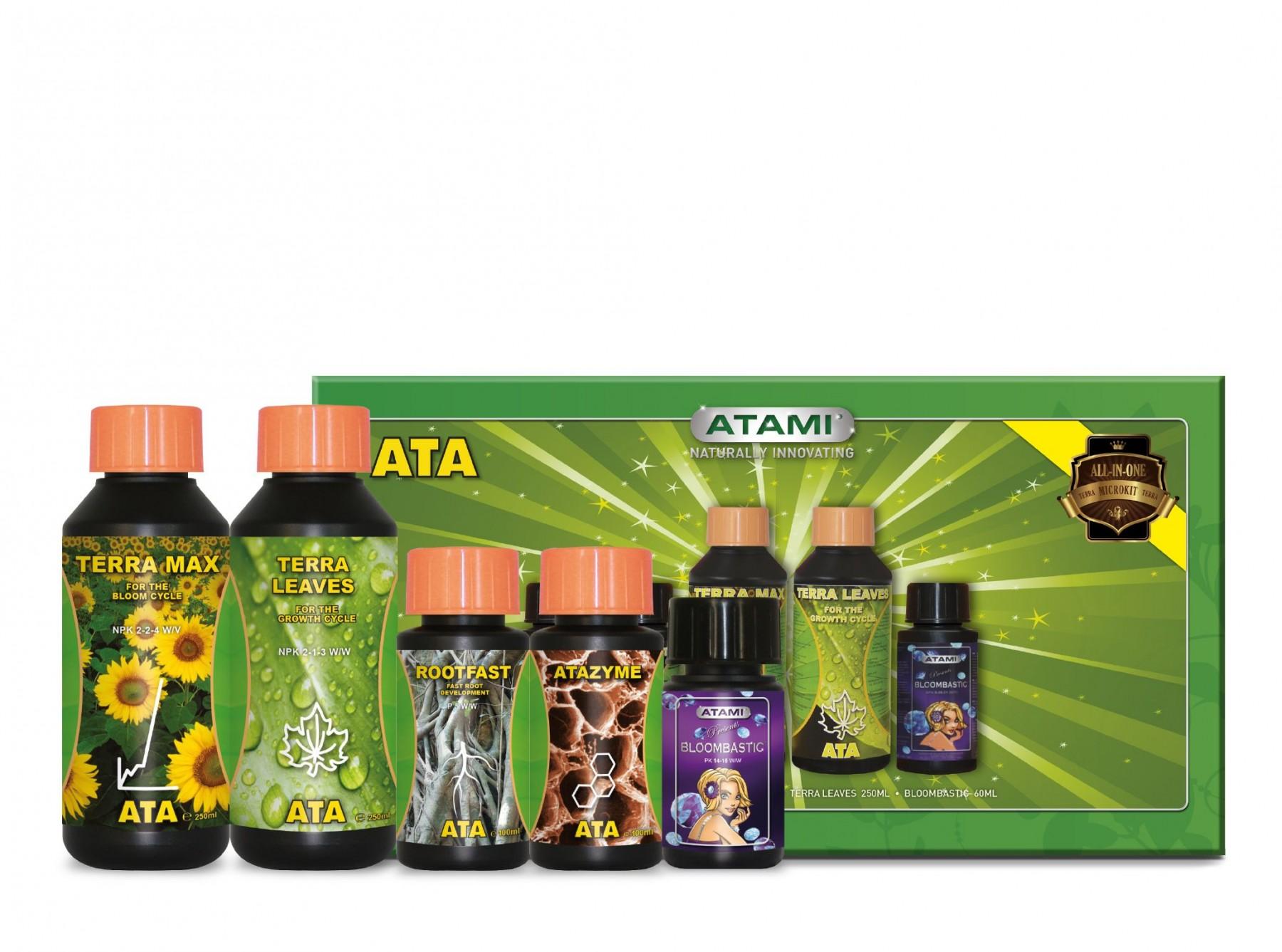 Micro Kit Ata Terra Bloombastic 0