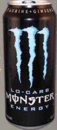 Bote Refresco Monster Ocultación 0