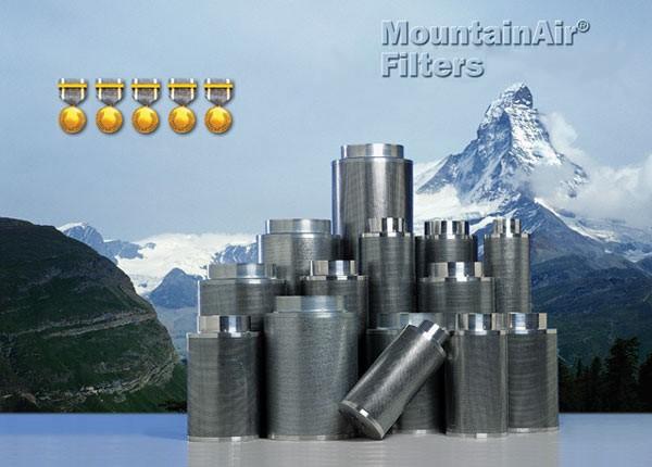 Filtro Carbón Mountain AIR 150/500 697 m3/h 0