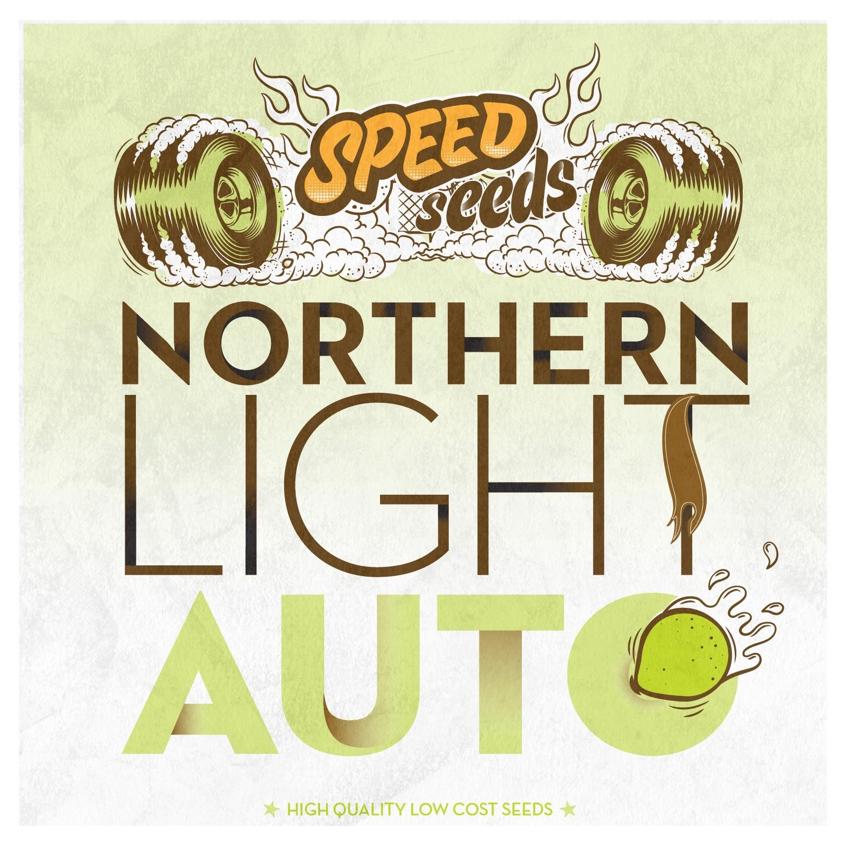 Northern Light Auto Speed Seeds Semilla feminizada marihuana barata granel 0