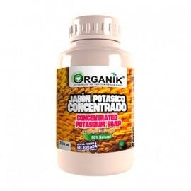 Organik Jabón Potásico Concentrado 1 litro 0