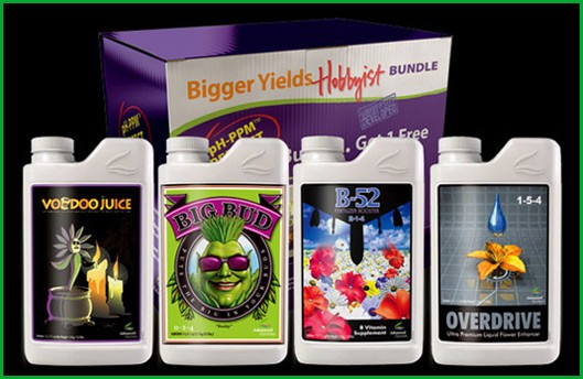 Hobbyist Kit (Pack Aficionado) Advanced Nutrients 0