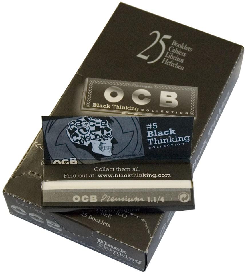 Papel Ocb Premium 1 1/4 1
