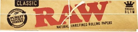 Papel Raw King Size Slim 1