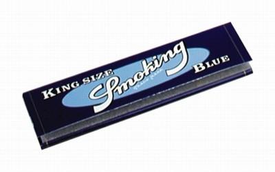 Papel Smoking Blue KS 1