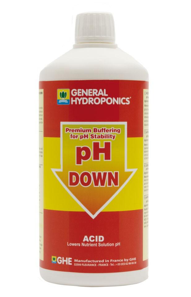 Ph Down (Reductor Ph-) GHE 1