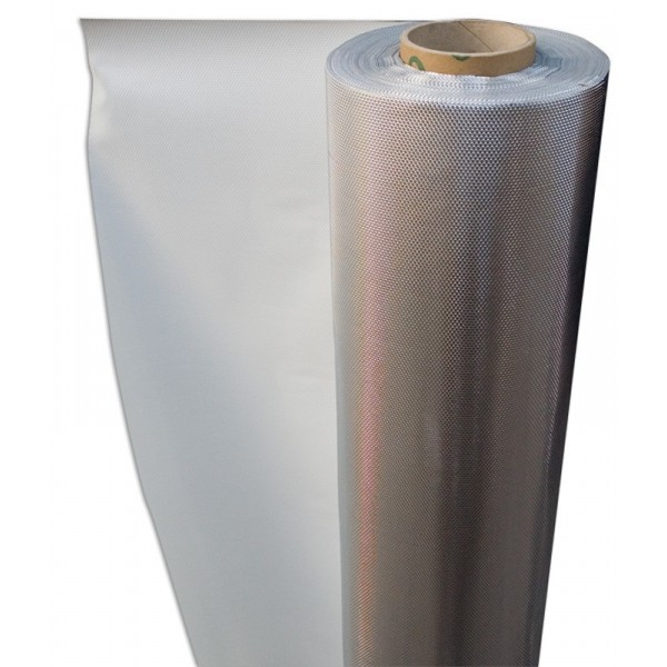 Plástico Reflectante Diamante-Blanco VDL  0
