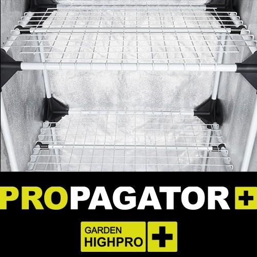 ARMARIO PROPAGADOR L 60x40x200cm GARDEN HIGHPRO 8