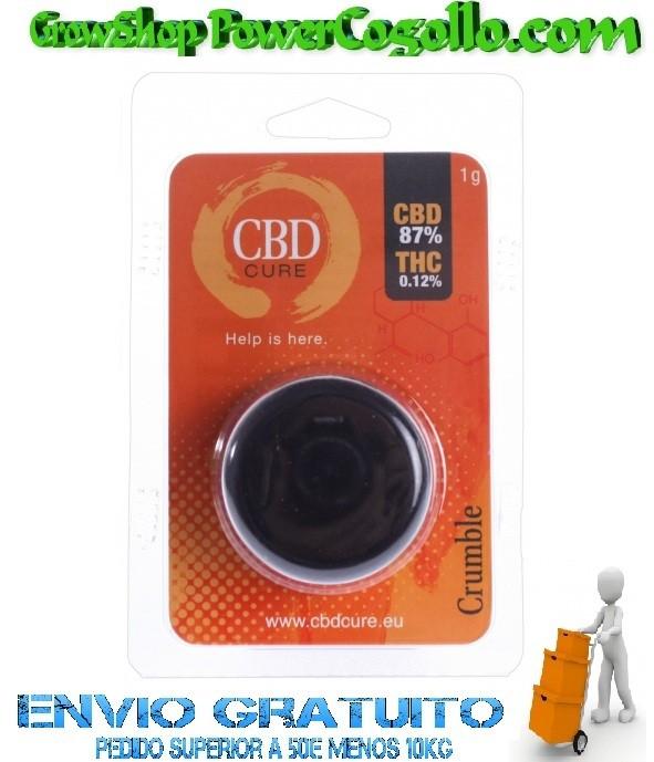 Pure CBD Crumble 87% (CBDCure) 0