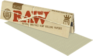 Papel Raw King Size Slim Orgánico 0