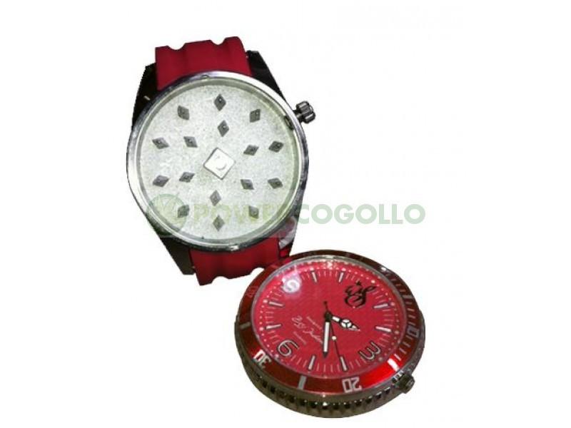 Reloj Grinder Pulsera picador Marihuana 1