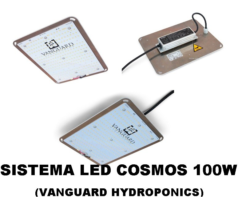 sistema-led-cosmos-100w-vanguard-hydroponics 0