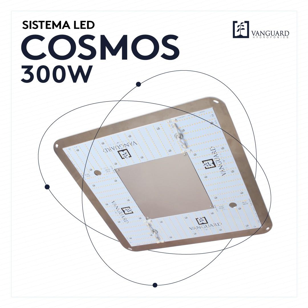 sistema-led-cosmos-300w-vanguard-hydroponics 0