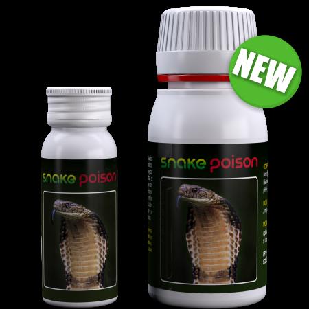 SNAKE POISON (Agrobacterias) Contra Orugas  0