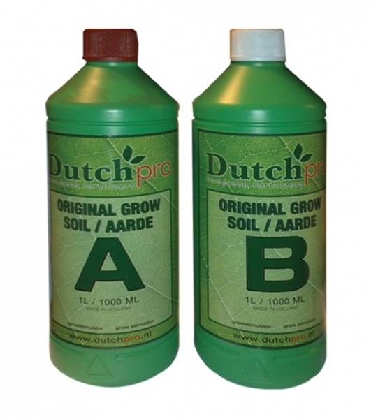 Original Grow Soil A+B 0