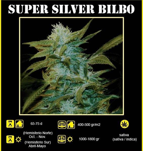 Super Silver Bilbo 1
