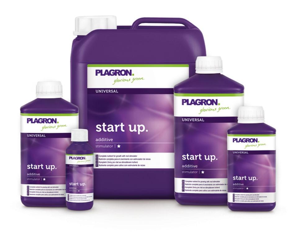 Start Up Plagron  2