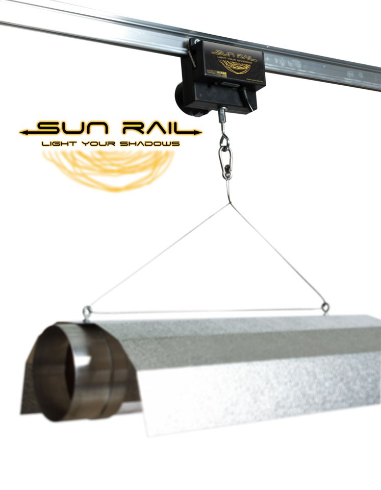 SunRail Motor Lámparas Completo 2