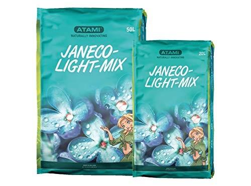 Sustrato Janeco Light Mix 20 Lt. 0