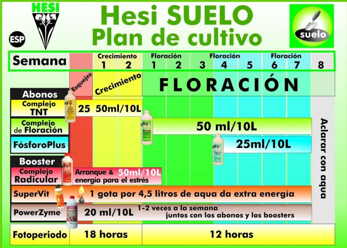 TABLA DE CULTIVO HESI TIERRA 2