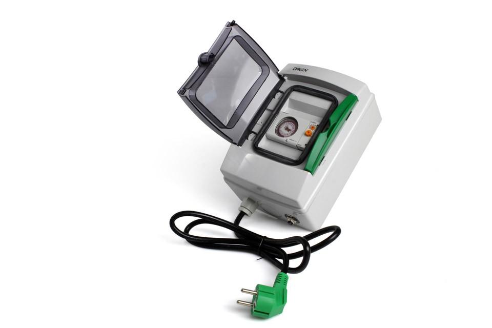 Temporizador Analógico Segundos DV-101A 0