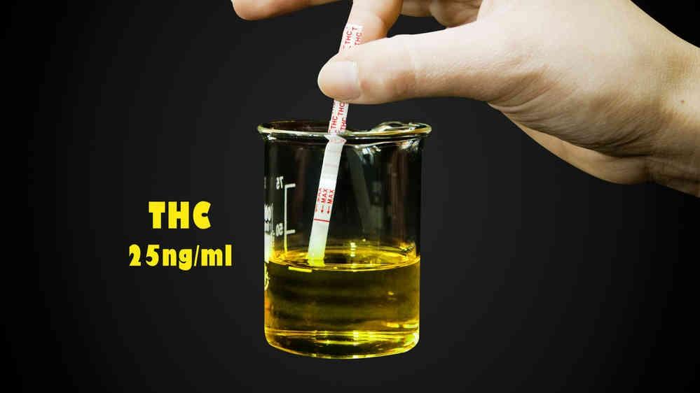 Test de orina detección de THC Hyper Detect 0
