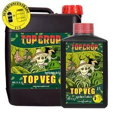 Top Veg 5 Lt de Top Crop Abono para el Crecimieto del Cannabis 100% Natural 2