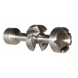 Tornillo de Titanio 19 mm accesorio para fumar BHO 0