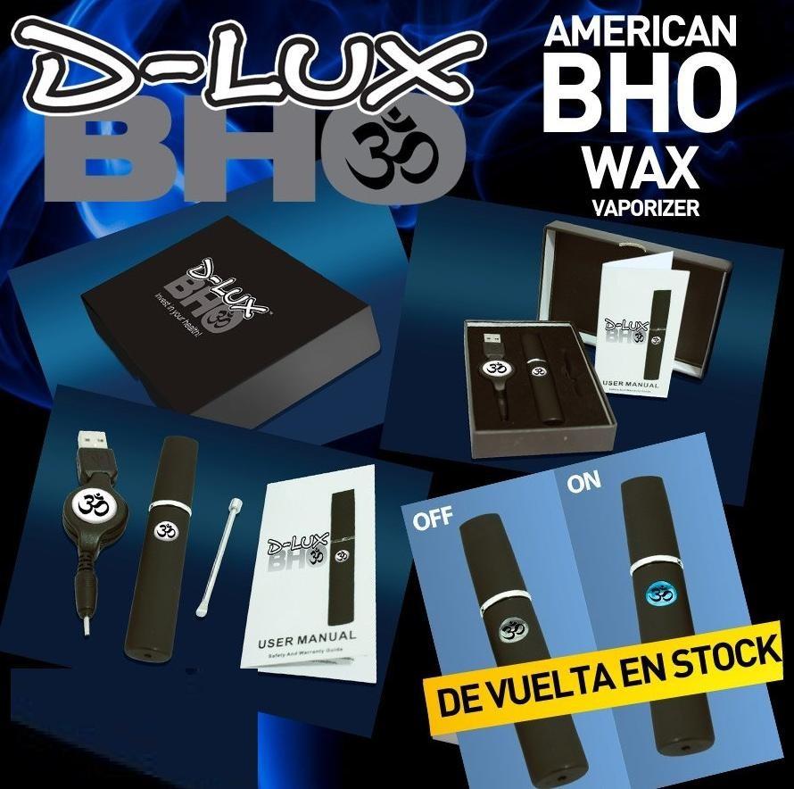 Vaporizador BHO de Bosillo D-Luxe + Dabber 0
