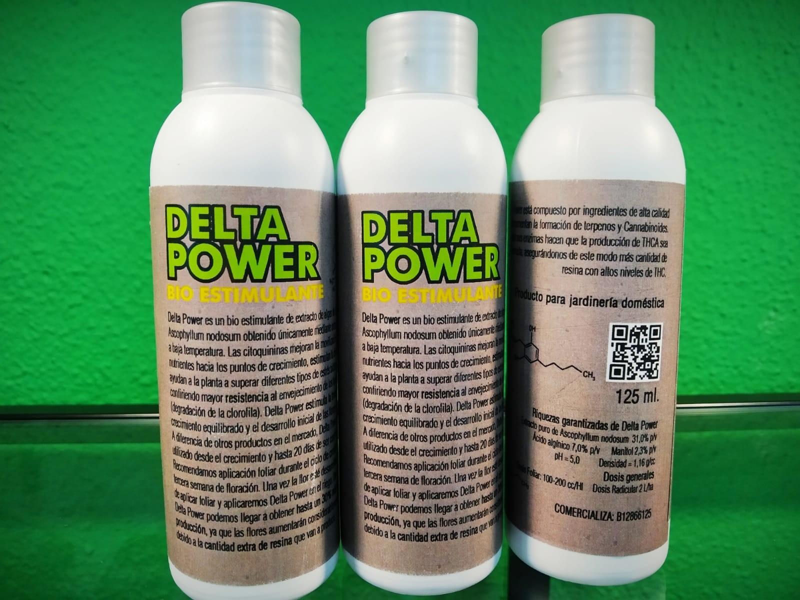 Delta Power Bio Estimulante de Algas-125 ml 2