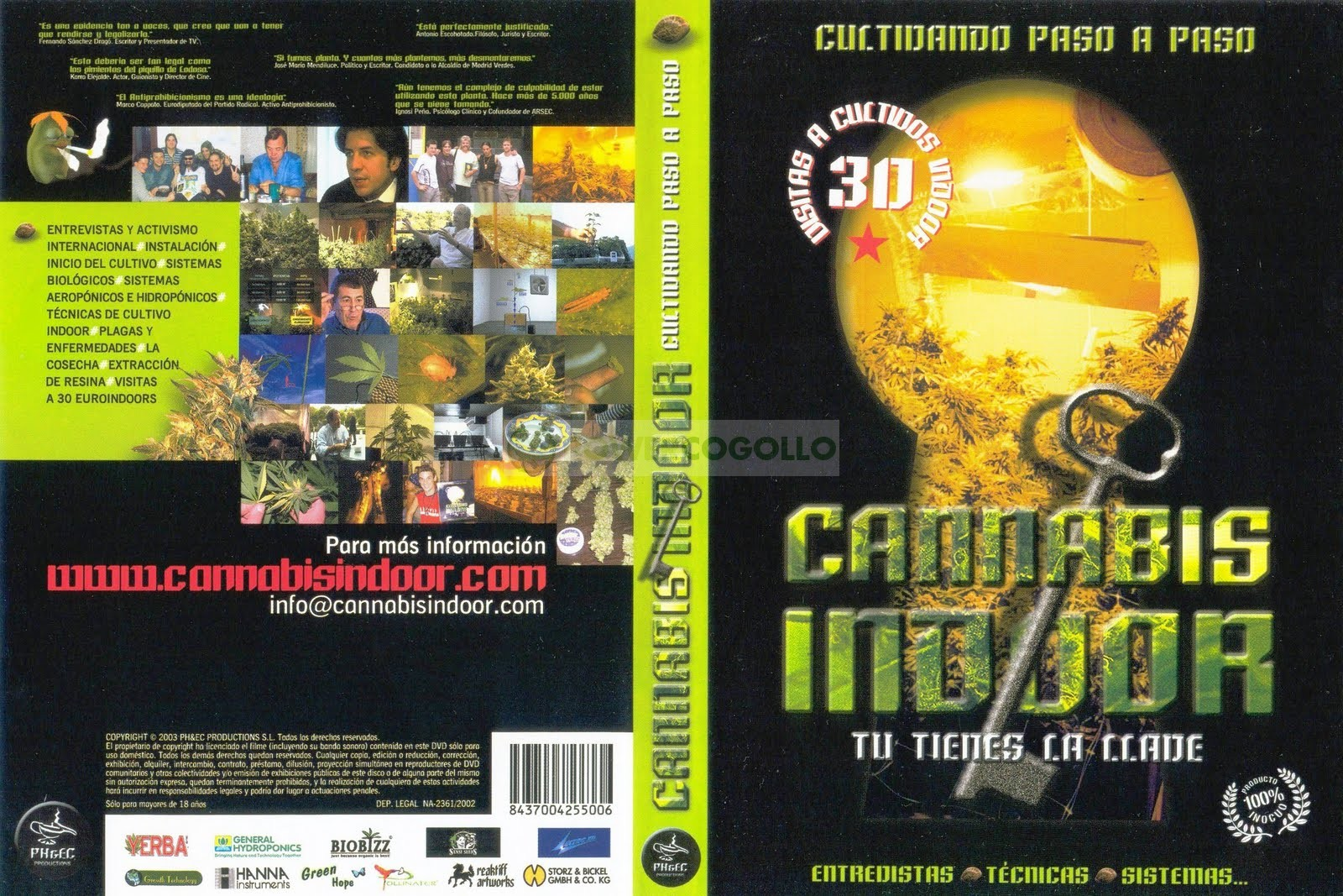 dvd, cannabisindoor, reportaje 0