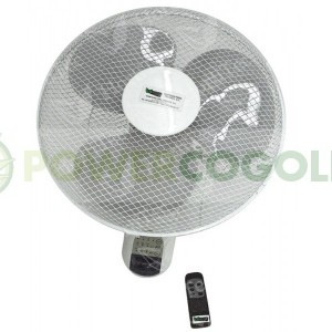 Ventilador Cyclone Pared Mando a Distancia 0