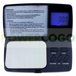 Báscula Digital Fuzion FV100  100 gr / 0,01gr 0