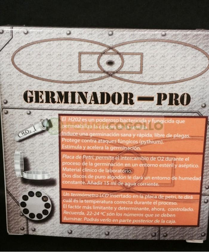 Germinador PRO- ( Semillas cannabis) 6