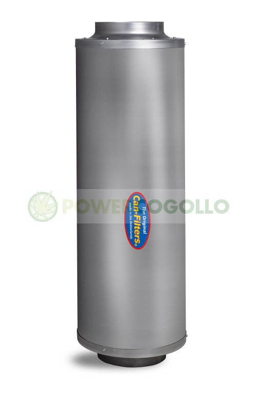Filtro Can In-line 2500 m³/h 315mm boca 0